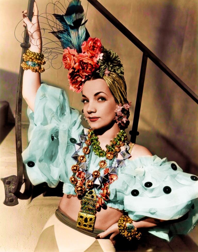 Carmen Miranda 4