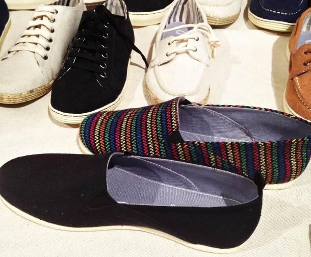 Calçados Ahimsa, 100% veganos, produzidos de maneira sustentável