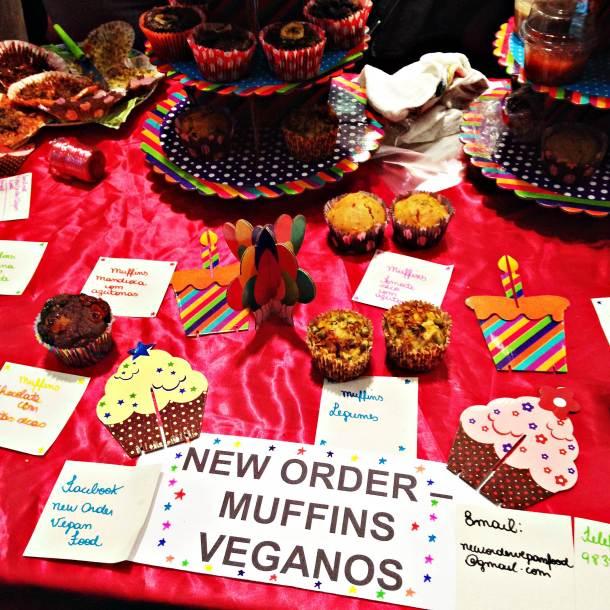 Muffins da New Order