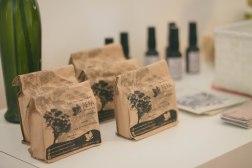Sabonetes artesanais da Fefa Pimenta