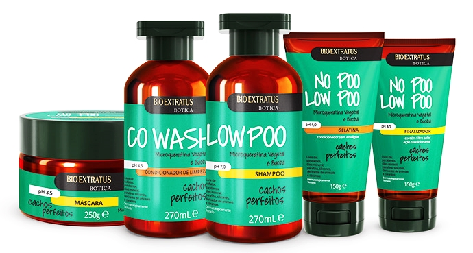 Bio Extratus Botica Cachos Low Poo No Poo Co Wash