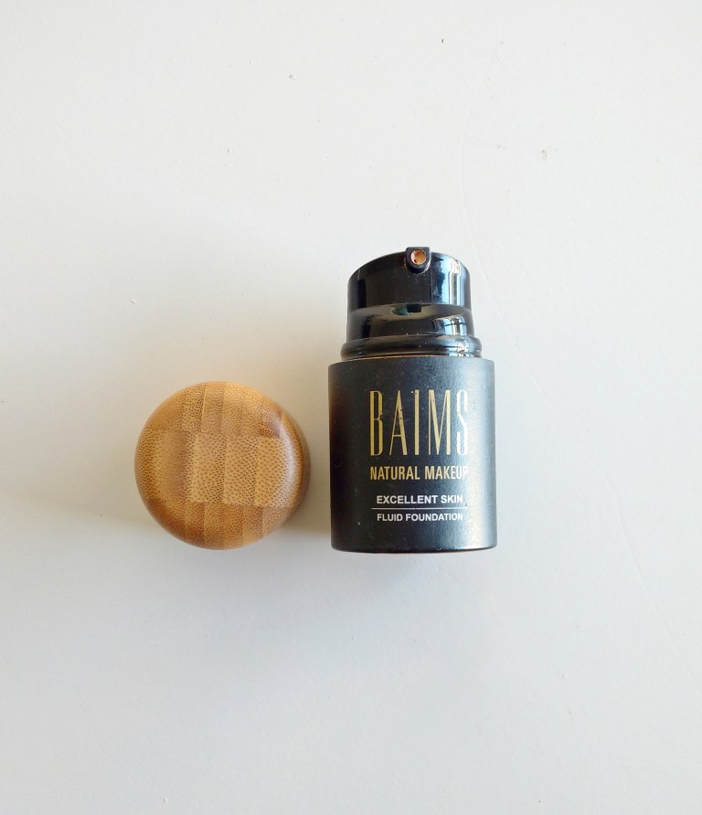 Base orgânica Excellent Skin Baims